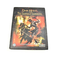 DARK HERESY The radical's handbook RPG Warhammer 40K book