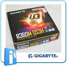 Placa base mATX intel 8th 9th B360 GIGABYTE B360M DS3H Socket 1151 cn Accesorios