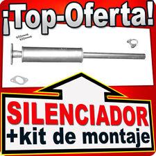 Silenciador Delantero FORD FOCUS CC C-MAX VOLVO S40 C30 1.4 1.6 04-11 Escape LLN