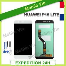 VITRE TACTILE + ECRAN LCD ORIGINAL PRET-A-MONTER POUR HUAWEI P10 LITE 2017 BLANC