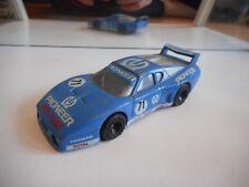 Matchbox Specials Ferrari 512 BB in Blue on 1:40