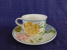 Mikasa Garden Bouqet CUP & SAUCER 1 of 3 available have more items to set