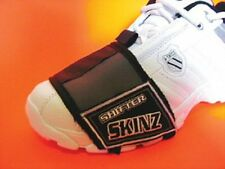 Grey Shifter Skinz - Motorcycle Boot / Shoe Shift Shifter Protector Cover NEW