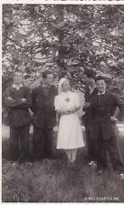 * MONTECATINI TERME - Ospedale - Crocerossina, La Camerata dei Balilla 1942