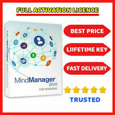 Mindjet MindManager 2020 Official Download + Key Instant Delivery in 1 minute