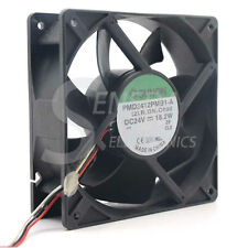 SUNON PMD2412PMB1-A 12CM double ball bearing fan 24v 18.2W cooling fan