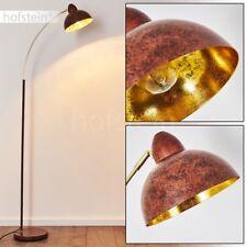 Lampadaire Retro Lampe de bureau Rouille Lampe de séjour Lampe sur pied en métal