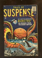 March 1959 Male Comic Book #8 Tales of Suspense