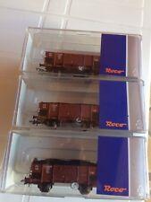 Roco 76199 FS Italia Set composto da 3 vagoni merci Ape