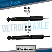 Kia Sedona Complete Shock Absorbers Assembly for Rear Driver and Passenger Sides