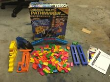 1994 Pressman Domino Rally Pathmaker Set. Sold As Is.