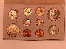 Partial 1948 Mint Set - P & D but no S - Original Cardboard - Nice Paper Toning*
