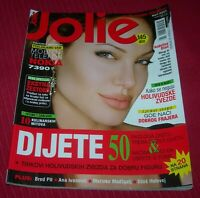 Angelina Jolie - JOLIE Serbian March 2007 VERY RARE