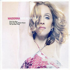 Madonna American Pie CD Single 2000 WEA UK 3 Tracks W519CD2