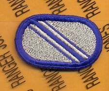 US Army 647th Quartermaster Airborne Rigger para oval patch