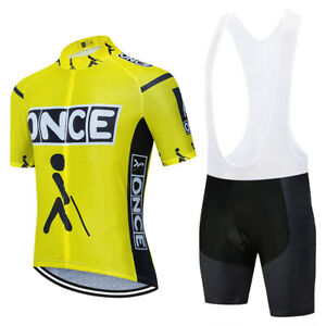 once Cycling Jersey bib shrots Cycling Short Sleeve Jersey