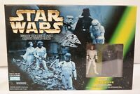 Star Wars Escape the Death Star Action Figure Game w/ 2 Action Figures  TY