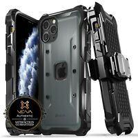 Vena [vArmor] Heavy Duty Rugged Shockproof Holster Case for iPhone 11 Pro Max