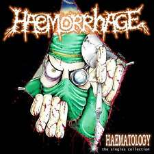 HAEMORRHAGE - Haematology(the singles Collection) - CD - GRINDCORE