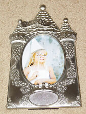 THINGS REMEMBERED PRINCESS CASTLE PHOTO / PICTURE FRAME - New