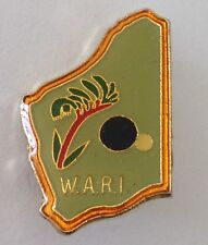 West Australia Railway Institute Bowling Club Badge Rare Vintage Train (M11)