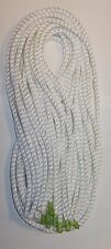 3 strand Netting Ties Rope Safety 2.5 mtr x 10 Free Postage