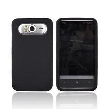 Silicone Skin Case for HTC HD7 - Black