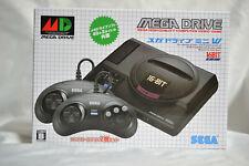 Sega Megadrive Mini W Console Japan version 2 controllers Pads New in stock