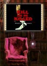 KILL OR BE KILLED (1976 James Ryan) - DVD - Region Free - Sealed