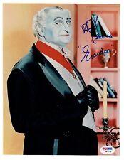Al Lewis Signed Munsters Authentic Autographed 8X10 Photo PSA/DNA #V87775