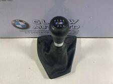 BMW 1 SERIES F20 F21 M SPORT LEATHER GEAR KNOB OEM 2284546