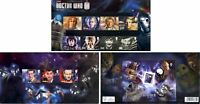 Royal Mail Doctor Who 50th Anniversary Collectable Stamp Presentation Pack