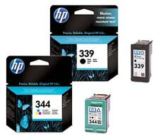 cartcho hp 339 + Hp 344 negro Y color originales 100%