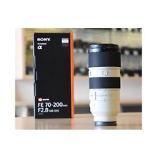Sony FE 70-200mm f/2.8 GM OSS SEL70200GM Lens Ship From EU Nuevo