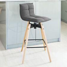 Sobuy® Swivel Kitchen Breakfast Barstool Pub Bar Bistro Stool Chair Fst45-dg UK