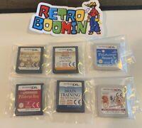 Nintendo DS 3DS PAL Eur European Released Not for Resale DEMO Nintendogs RARE A+