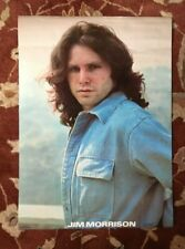 Jim Morrison rare commercial poster from 1981 The Doors