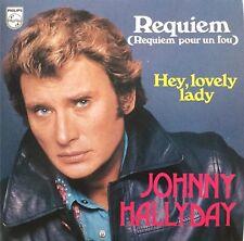 Meilleur Prix ! JOHNNY HALLYDAY (en anglais) : REQUIEM - [ CD SINGLE ]