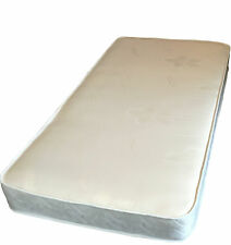 Brand New Single Mattress 90cm by 190cm Memory Sprung Ideal For Kids Childs 3ft