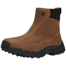 Icebug 4932 Mens Metro BUGrip Brown Nubuck Traction Winter Boots Shoes 11 $250