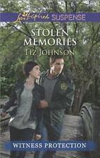 Stolen Memories (Love Inspired SuspenseWitness Protectio)-ExLibrary