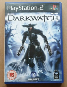 Playstation 2 - Darkwatch - Case, Game and Booklet - 2005