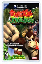 DONKEY KONG JUNGLE BEAT NINTENDO GAMECUBE FRIDGE MAGNET IMAN NEVERA