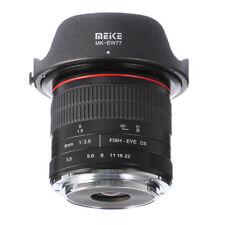 Meike 8mm F3.5 Wide Angle Fisheye Camera Lens For FujiFilm X-A1/A2/X-E1/E2 X-T20