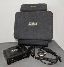 Sony BOODO KHAN Body System BBS-10 Walkman Dolby Rare OEM Japan Works 1 of 300