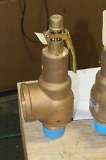 "New Kunkle Valve size 2"" 6283Jh01 Capacity 2730 Lbs/Hr Saftety pop-off valve"