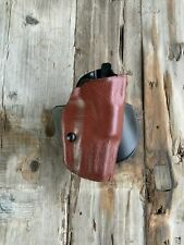 Safariland - Glock 19/23 RH Leather Wrapped Holster
