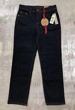 Charter Club Straight Leg Jeans Classic Fit Dark Wash Women's Size 8 Petite