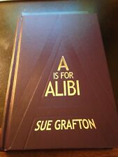 A is For Alibibi by Sue Grafton