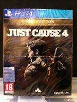 JUST CAUSE 4 GOLD EDITION (Italiano) [PS4] Negozio JoyGames